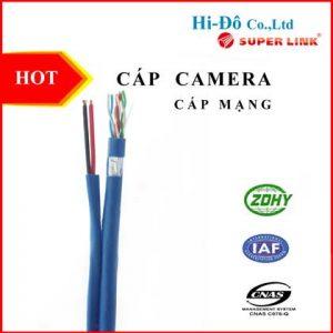 Cáp mạng Cat5E FTP-2C